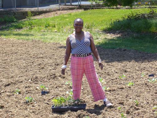 Refugee Woman Farmer from Burundi