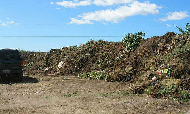 commercial scale composting