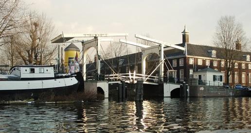 Amsterdam dike