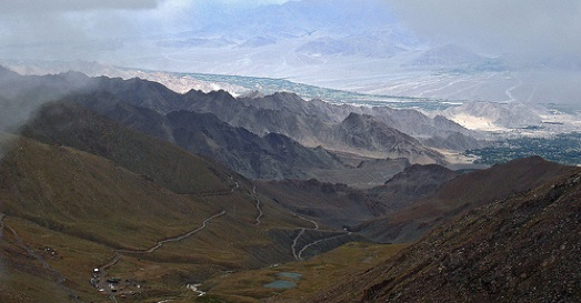 How much longer will glaciers support communities in Ladakh?