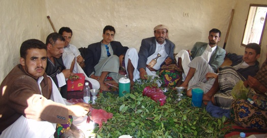 40% of available water in Yemen goes to the cultivation of qat