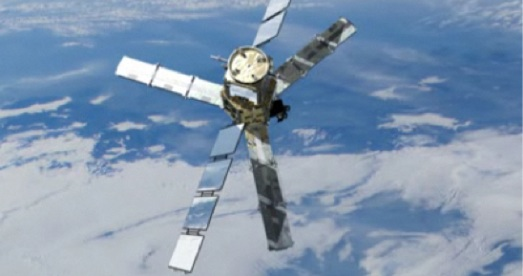 SMOS satellite will monitor the Earth's water cycle