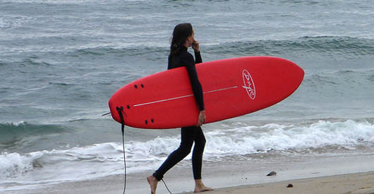Surfers' health compromised by Malibu septic systems