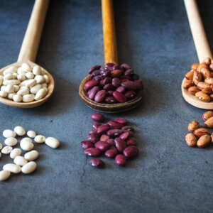 beans spoon