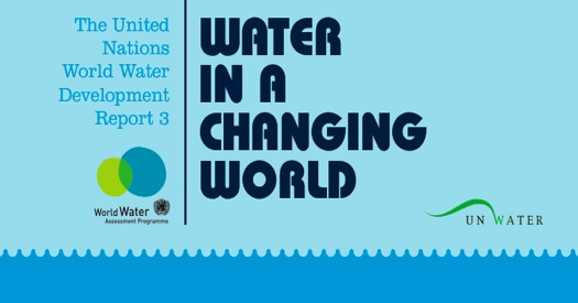 The U.N. World Water Development Report is a well-spring of information.