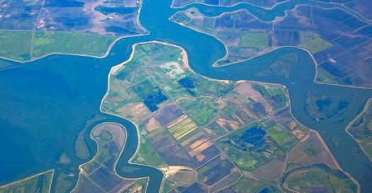 A new report supports federal limits on San Joaquin - Sacramento Delta pumping.