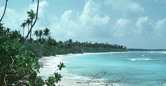 Chagos Islands may become world's largest marine reserve, but what about the people that used to live there?