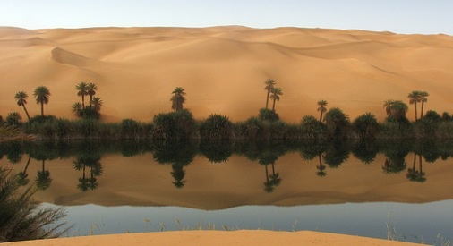 Will the future of water management come from the traditions of the Sahara?