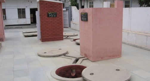 Is the Sulabh toilet a viable tool to fight global warming?