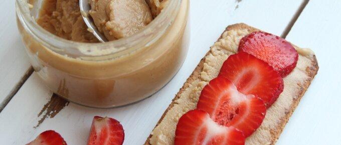 peanut butter strawberry