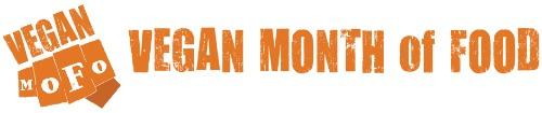Vegan Month of Food Logo