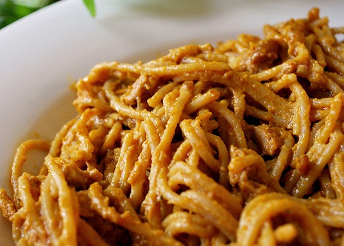 Carrot-Miso Sauce for Pasta
