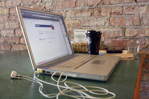 Coffee Shop Office
