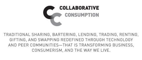 Collaborative Consumption Definition