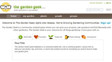 The Garden Geek