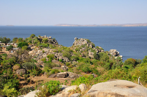 tanzanian shore lake victoria