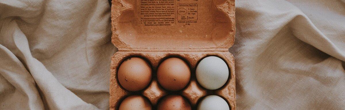 egg carton linen