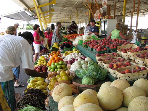 Farmers' Market Jobs