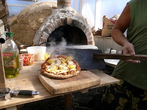 Share - DIY Wood Fired Pizza Oven