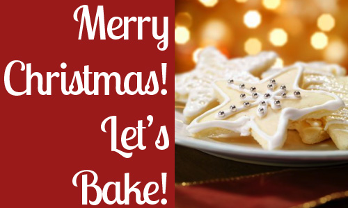 Christmas Eve Vegan Bake Off Insteading