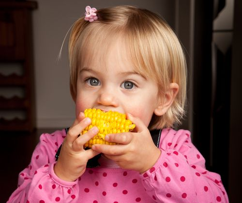 Sweet corn at Walmart will soon come from Monsanto