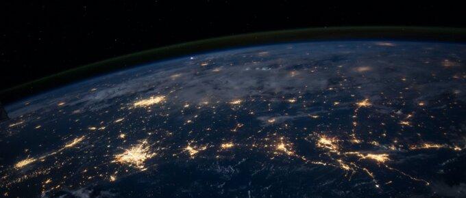 technology earth