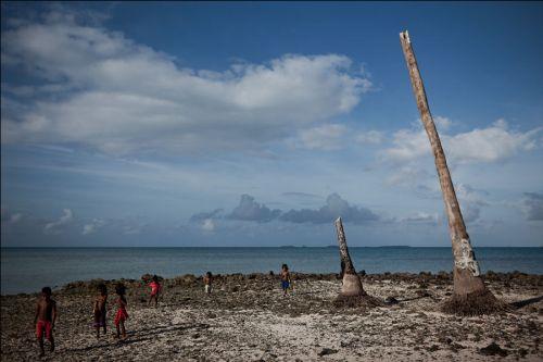 Kiribati Is Gone by Ciril Jazbec