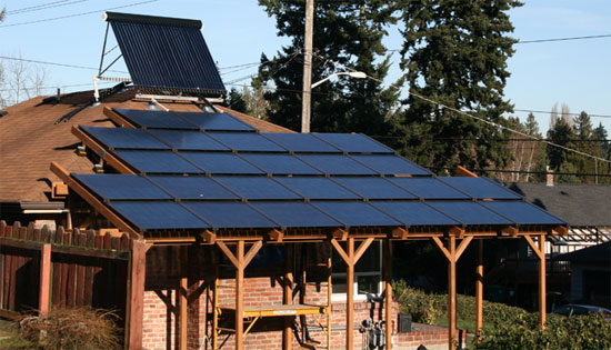 Seattle Solar Install