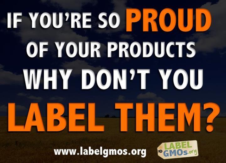 Label GMOs