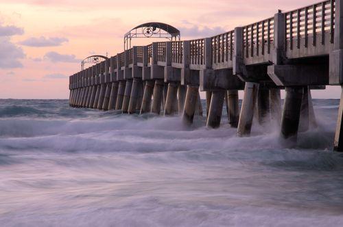 Pier in Florida