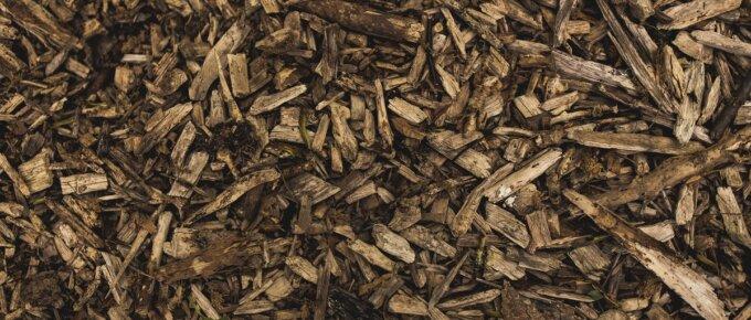 wood mulch