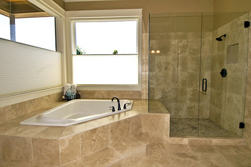 Superbe Remodeled Bathroom