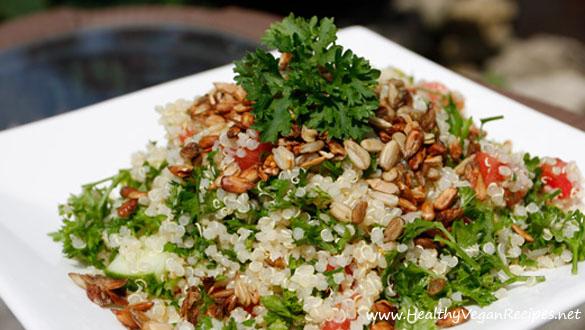 10 Killer Quinoa Salad Recipes