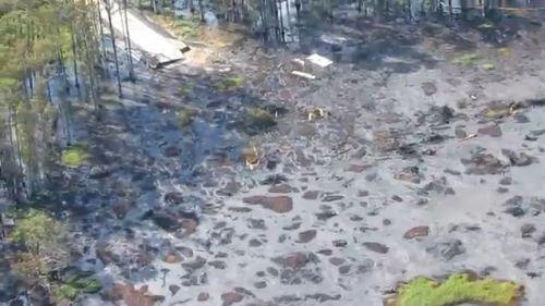 Louisiana Sinkhole 27 Sep 2012