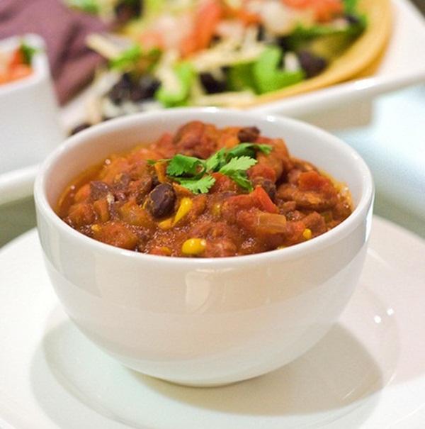 Delicious Vegan Chili