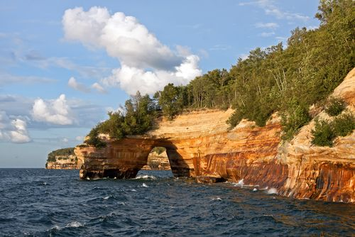 Lake Superior is one of the faster warming lakes in the world