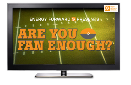 Energy Hog Game : Energy forward asks quot are you fan enough