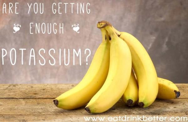 how to eat more potassium