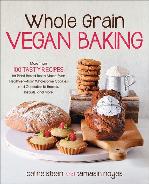 Whole Grain Vegan Baking Cover