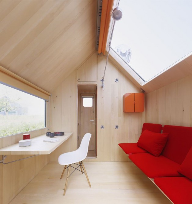 Luxe Tiny House Shiver-Shack