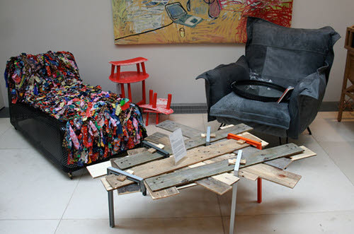 Your Recycled Furniture Can Help Endangered Animals