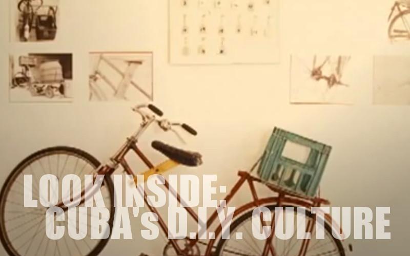 Cuba DIY Culture