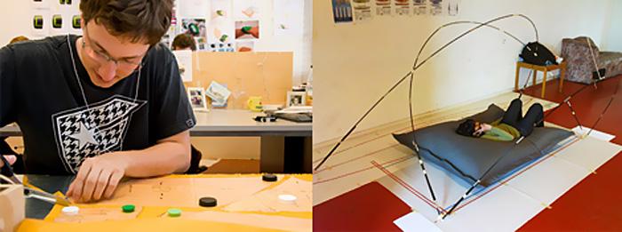 Camping Kayak Concept Art