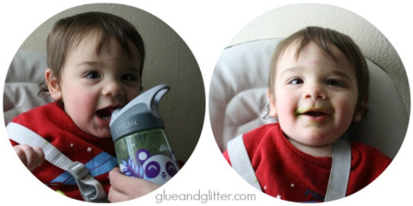 Baby Green Smoothie
