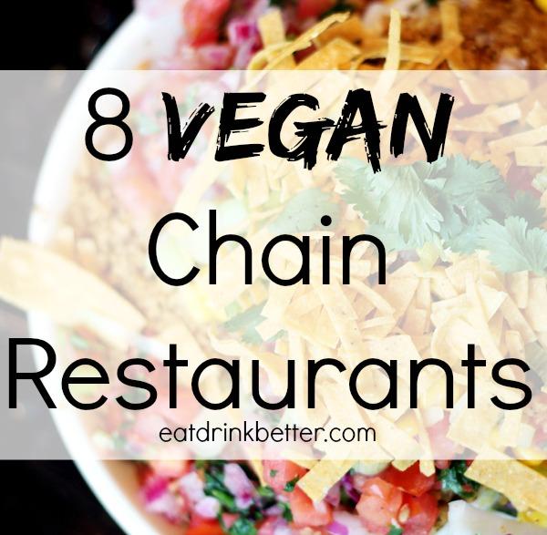 8 National Vegan Restaurants