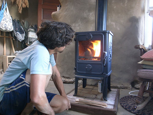 Wood Burning Stoves For Small Houses