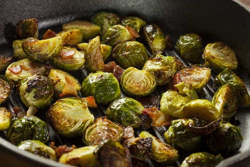 Fall Foods: Brussels Sprouts