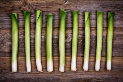 Fall Foods to Eat: Leeks
