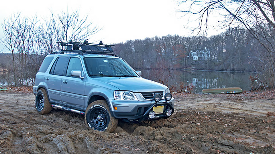 Bug Out Vehicle Toyota : Budget bug out ride honda cr v
