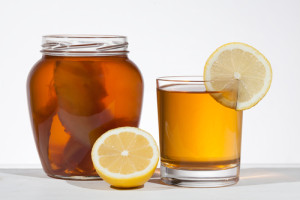 kombucha: probiotic rich foods